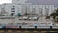 """الحكومة تحمّل""""الانتقالي""""مسؤولية انهيار القطاع الصحي في العاصمة عدن"""