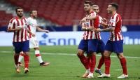أتلتيكو مدريد يتجاوز عقبة مايوركا بثلاثية نظيفة