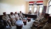 محور تعز: تنسيقنا مع اللواء 35 مستمر ونعمل كمؤسسة عسكرية متناغمة