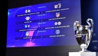 سحب قرعة الدورين ربع ونصف النهائي في دوري أبطال اوروبا