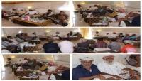مكونات حضرمية تعلّق أعمالها الرسمية من قيادة السلطة المحلية وتهدد بالتصعيد