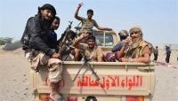قوات العمالقة تصد هجوماً للحوثيين وتضبط أسلحة مهربة بالحديدة