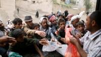 الصليب الأحمر: 66 شخصا من كل 100 يمني لا يملكون الطعام