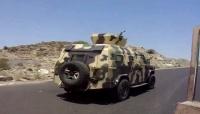 """البيضاء: الجيش الوطني يعلن تحرير مواقع ومرتفعات في عدة محاور بجبهة """"قانية"""""""