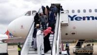 الحكومة: تم إعادة أكثر من 10 آلاف مواطن من العالقين بالخارج