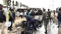 نجاة قائد الجيش الصومالي بعد انفجار سيارة ملغومة في العاصمة مقديشو