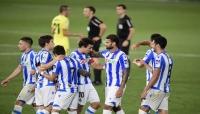 ريال سوسييداد يعود بنقاط غالية من أرض فياريال