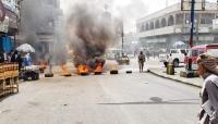 تعز: احتجاجات على خلفية مقتل جندي غرب المدينة