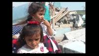 مسلحون حوثيون يهدمون 4 منازل ويشردون أسرها شرق مدينة تعز