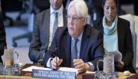 غريفيت: السلام وفق المرجعيات الطريق الوحيد لإنهاء الصراع في اليمن