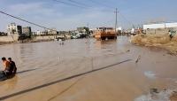الحكومة تطالب الأمم المتحدة بإغاثة المتضررين جراء السيول وتدعو السلطات لحصر الأضرار