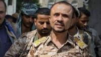 """العميد """"سالم"""": تعز لن تكون ساحة صراع اقليمي ولن تقبل بتواجد أي قوة تعادي اليمن"""