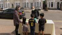 طفلان بريطانيان يجمعان 53 ألف دولار من أجل مساعدة الشعب اليمني