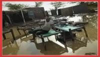 """""""كارثة السيول"""".. وفيات في ثلاث محافظات وجرف لخيام النازحين في الحديدة وسط نداءات استغاثة"""