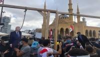 """""""يوم الحساب"""".. مواجهات في بيروت والمتظاهرين يقتحمون مبنى وزارة الخارجية"""
