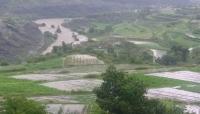 البيضاء: مصدر يروي تفاصيل غرق امرأتين وثلاث فتيات في وادي بناء شرقي إب