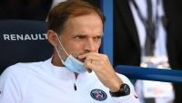 مدرب باريس سان جيرمان يتعرض لكسر في مشط القدم