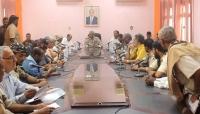 لحج: اللجنة الأمنية تقر تشكيل قوة مشتركة لإنهاء الصراع القبلي في طور الباحة