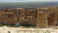 الحوثيون يعلنون انهيار 57 منزلاً أثرياً شمال صنعاء