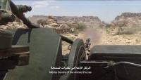 """صعدة: الجيش يستهدف مواقع الحوثيين في """"مران"""" ومصرع وجرح العشرات"""