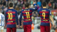 رحيل سواريز ينهى مثلث برشلونة الأمهر في تاريخ كرة القدم