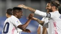 فينيسيوسينقذ ريال مدريد أمام بلد الوليد