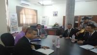 وزير النفط يوجه بسرعة إعداد دليل خاص بالترويج لقطاع المعادن