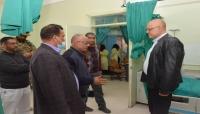 محافظ تعز يعلن بدء الإجراءات لترفيع مستشفى خليفة إلى هيئة طبية