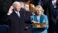"""أدّى اليمين الدستورية.. تنصيب """"جو بايدن"""" رئيسا للولايات المتحدة الأمريكية"""