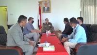 وزير الداخلية يبحث مع الأمم المتحدة سبل تعزيز دور الأمن في تأمين عمل المنظمات
