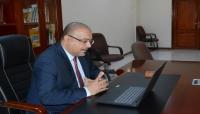الحكومة تطالب البنك الدولي بتقديم دعم عاجل واستثنائي لتأهيل الطرق والموانئ