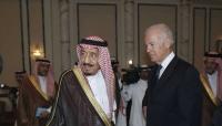 موقع أمريكي: بايدن يعتزم الاتصال بالملك سلمان اليوم