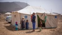 الهجرة الدولية تعرب عن قلقها بشأن تزايد أعداد النازحين في مأرب