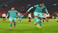 ليفربول يستعيد نغمة الانتصارات من بوابة شيفيلد يونايتد
