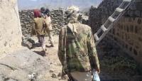 قائد عسكري: الجيش الوطني يُضيق الخناق على ميليشيات الحوثي في الريف الغربي لتعز