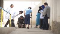الصليب الأحمر: قدمنا رعاية طبية لنصف مليون يمني خلال 2020م