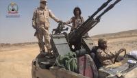 الجيش الوطني يعلن كسر هجوم انتحاري للحوثيين شرقي صنعاء