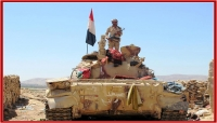 الجيش: ماضون في معركة التحرير حتى تخليص الشعب من العصابة الإرهابية