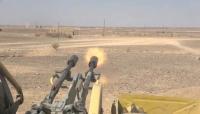 قوات الجيش والمقاومة تخوض معارك عنيفة مع مليشيا الحوثي شمال وغرب مأرب