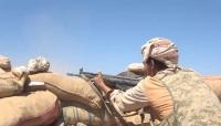 الجوف.. الجيش يحرر مواقع جديدة ويستعيد آليات عسكرية شرق الحزم