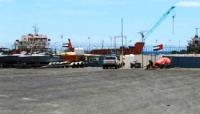 الإمارات تستحدث إنشاءات جديدة في محيط ميناء سقطرى