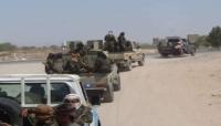 أمن أبين يدفع بتعزيزات جديدة لتأمين الخط الساحلي في أحور