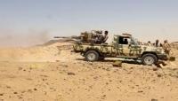 مصرع أكثر من 50 حوثياً في معارك مع قوات الجيش غربي مأرب