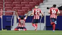 أتلتيكو مدريد يستعيد صدارة الليجا من الريال بفوز سهل على هويسكا