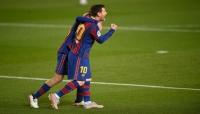 ميسي يقود برشلونة لاكتساح خيتافي بخماسية