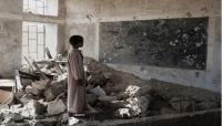 منظمة: 60٪ من الأطفال الذين تعرضت مدارسهم للهجوم في اليمن لم يعودوا إلى التعليم