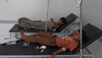 """الحديدة: إصابة طفلين في انفجار ذخيرة من مخلفات الحرب في """"الخوخة"""""""
