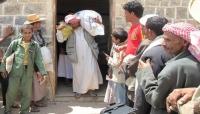 صنعاء.. الحوثيون يمنعون رجال الأعمال والتجار من توزيع مساعدات غذائية للمحتاجين
