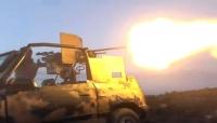 """الجيش يعلن مصرع 45 حوثيا وتدمير آليات عسكرية في """"المشجح"""" غربي مأرب"""