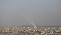 """كتائب """"القسام"""" بغزة تعلن استهداف مدينة القدس المحتلة بضربة صاروخية"""